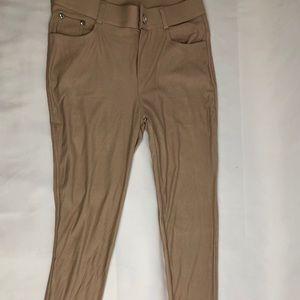Pants - Chalmon's Women's Jeggings Pants 3 Pair Size: M/L